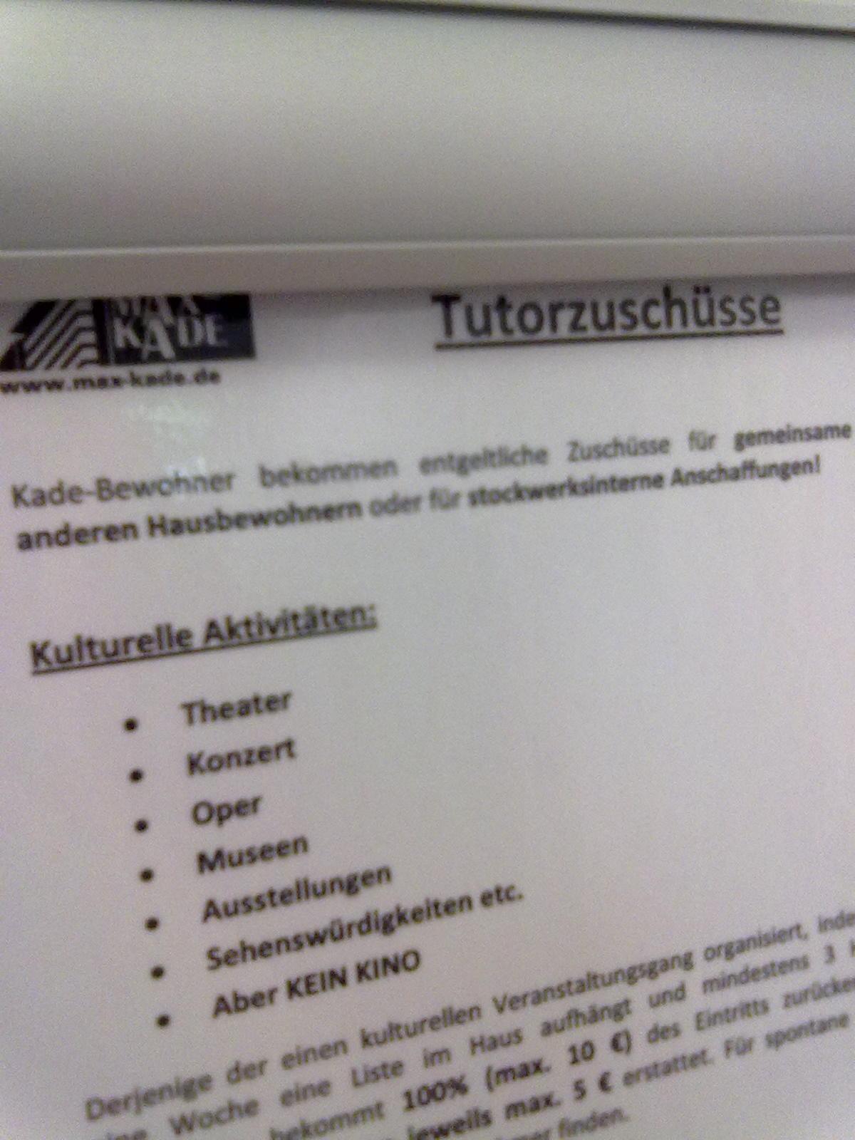 Super Blog - Dietrich Brüggemann KF27